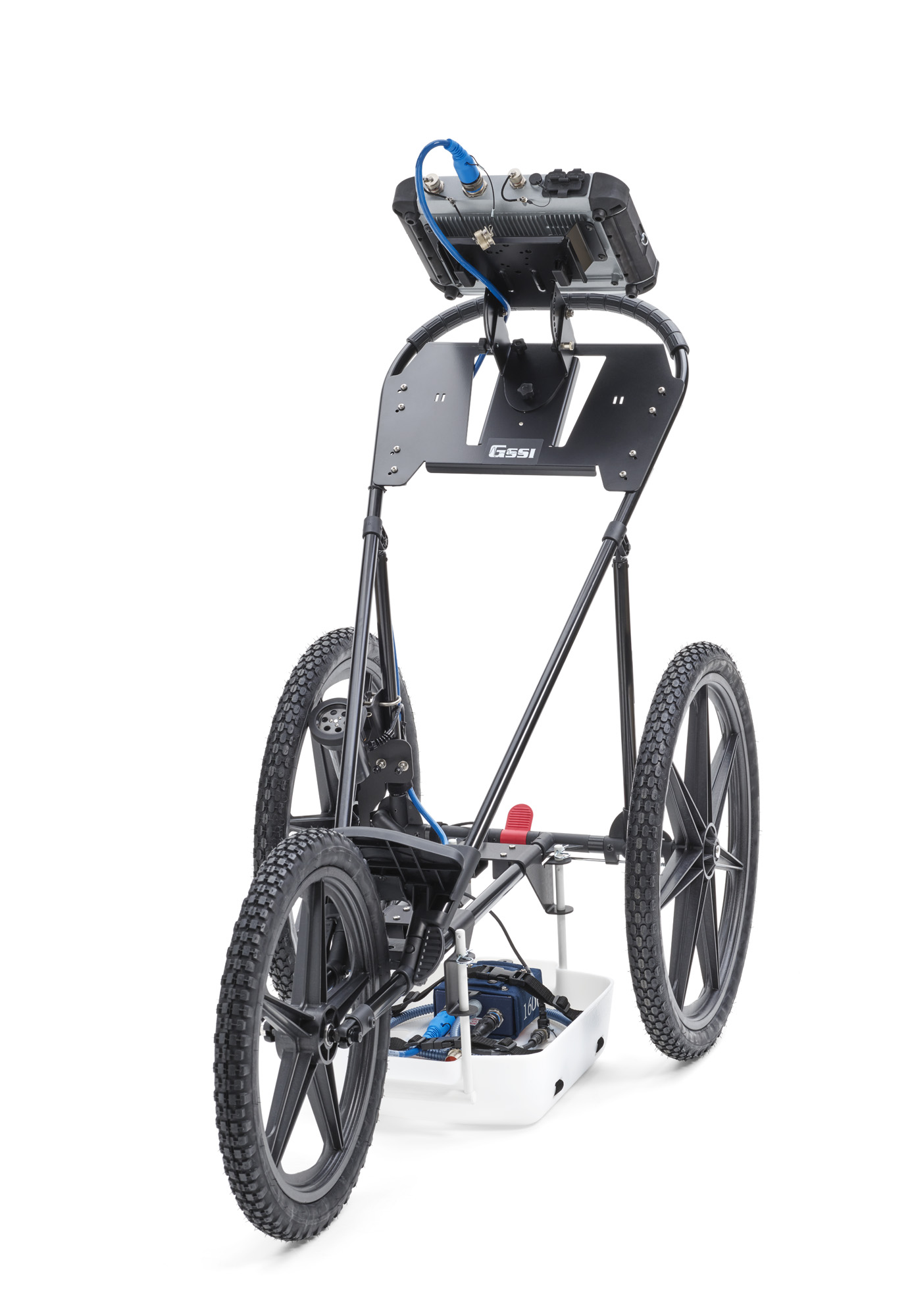ground penetrating radar xray cart