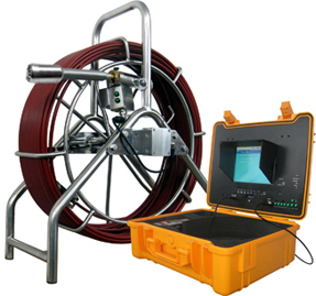 Video Pipe Inspection Services Equipment